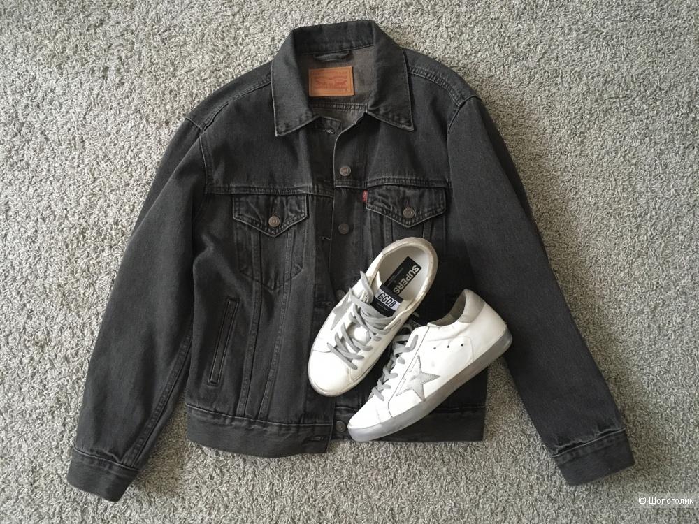 Джинсовая куртка/джинсовка Levi's, S