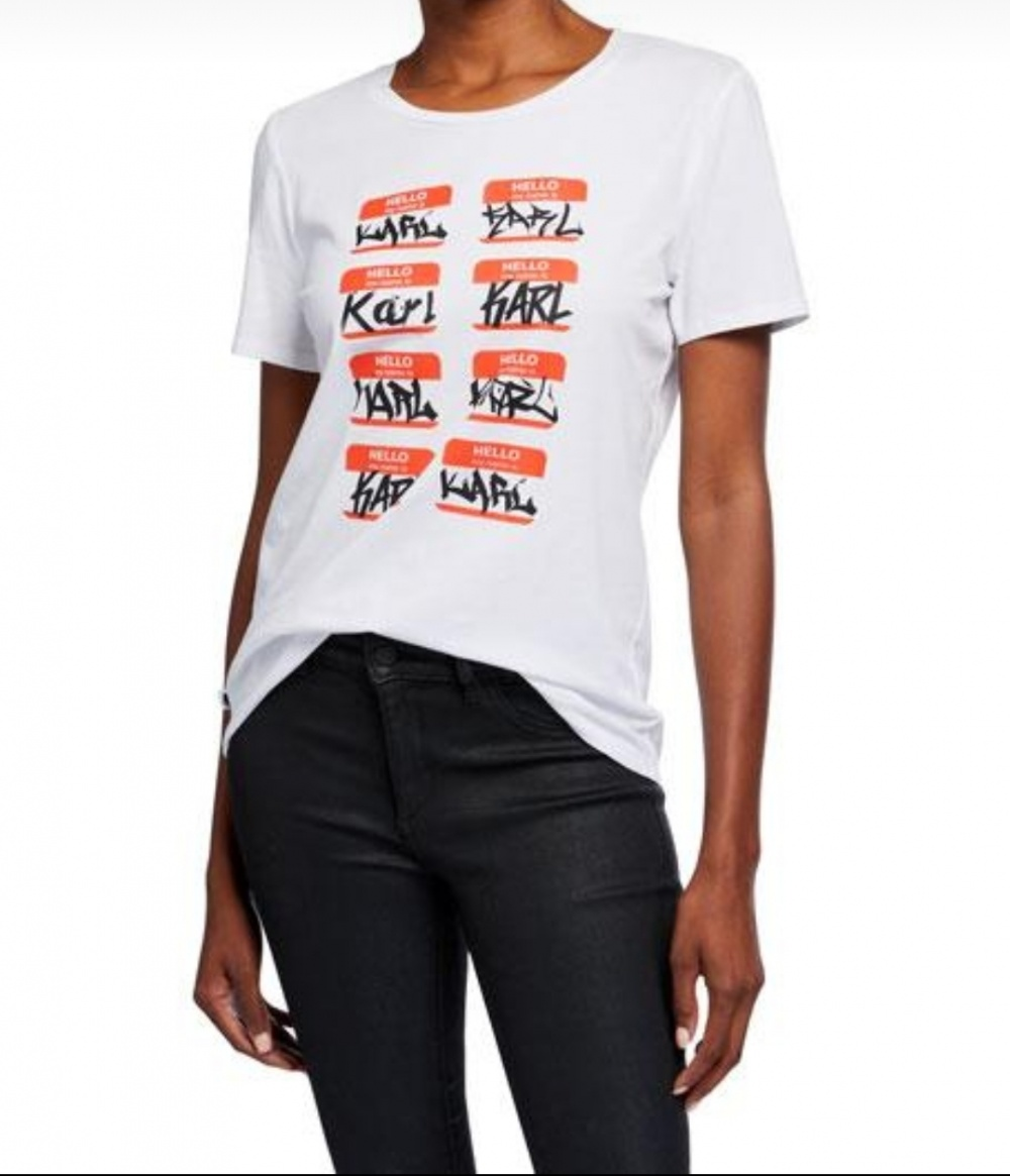 Футболка Karl Lagerfeld размер L