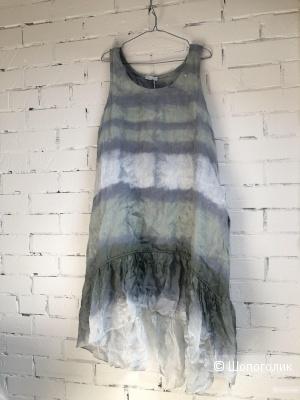 Платье сарафан plus size OMBRE SAGE ITALY, 44-54