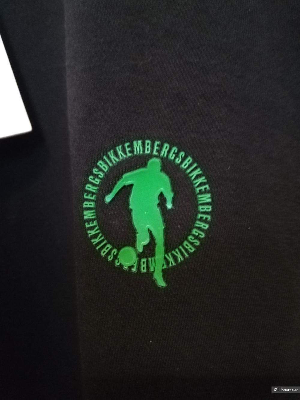 Новая футболка Bikkembergs, 44-46 р