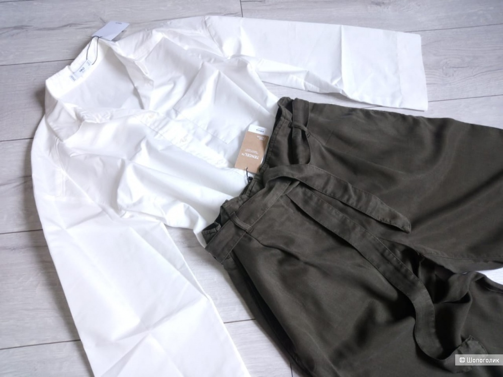 Рубашка бойфренда, размер S/M