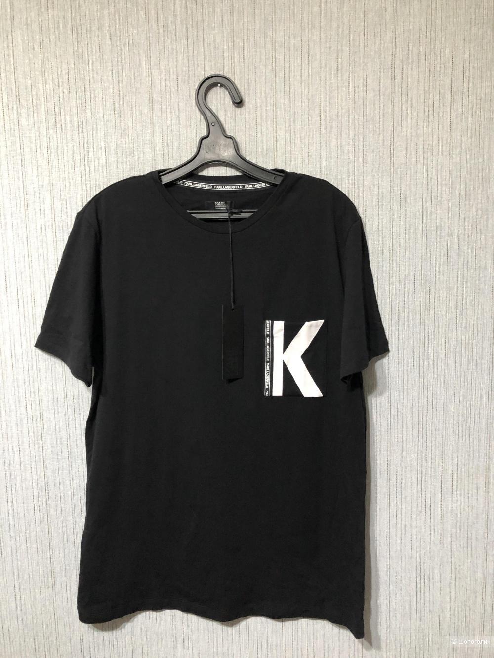 Футболка Karl Lagerfeld размер M/L