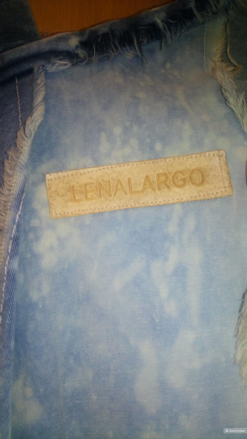 LenaLargo.Платье 46-48.