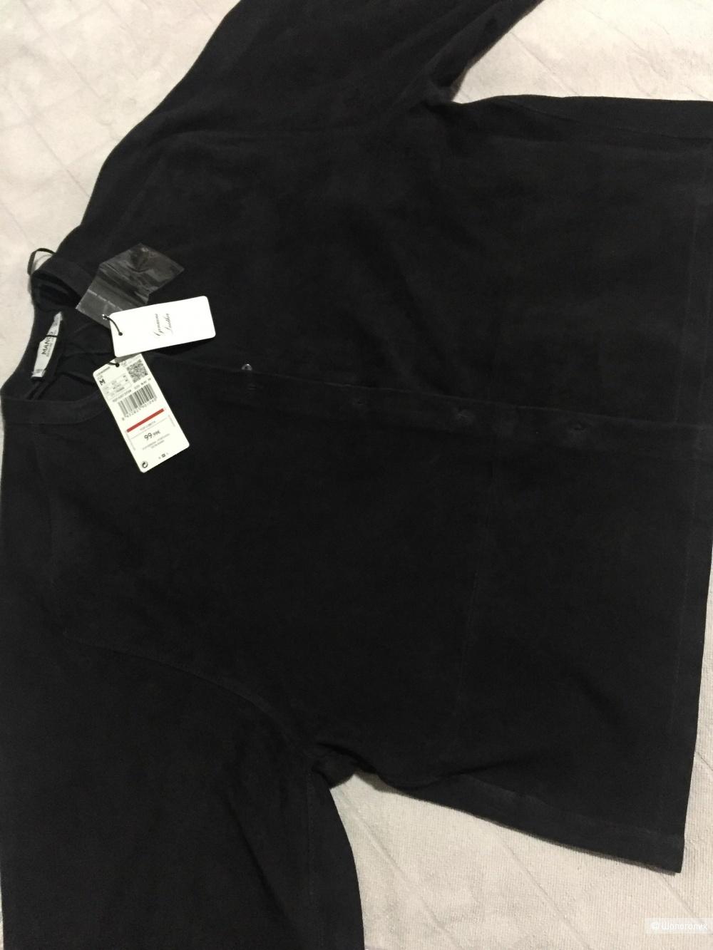 Куртка(рубашка) кожа Mango S