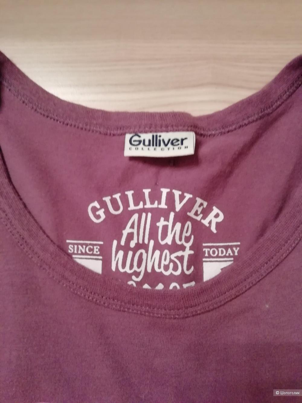 Майка Gulliver, рост 150-158 см