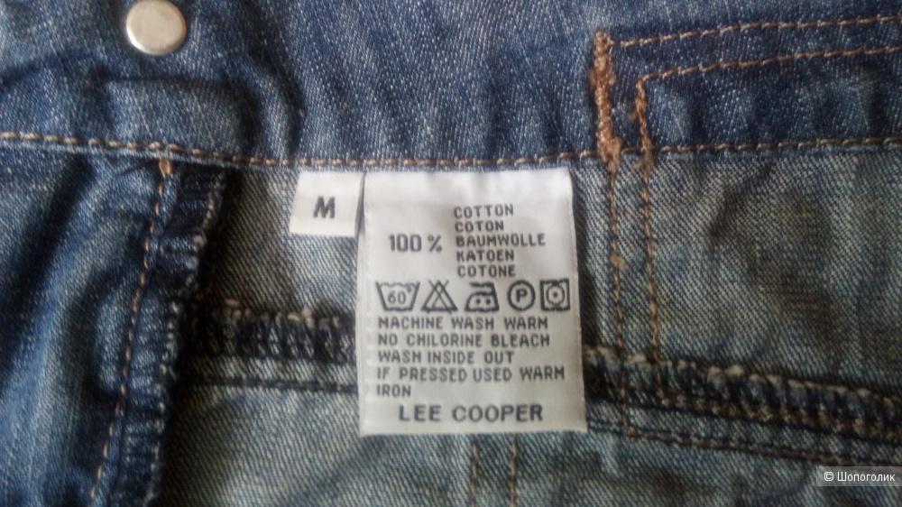 Джинсовые шорты Lee Cooper размер М