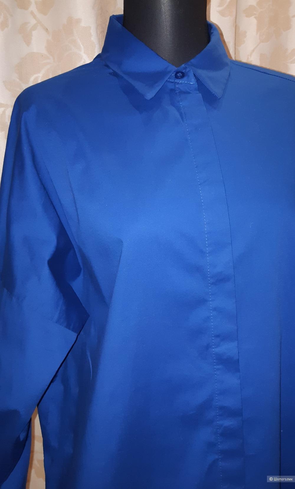 Рубашка liza lu, размер 46/48