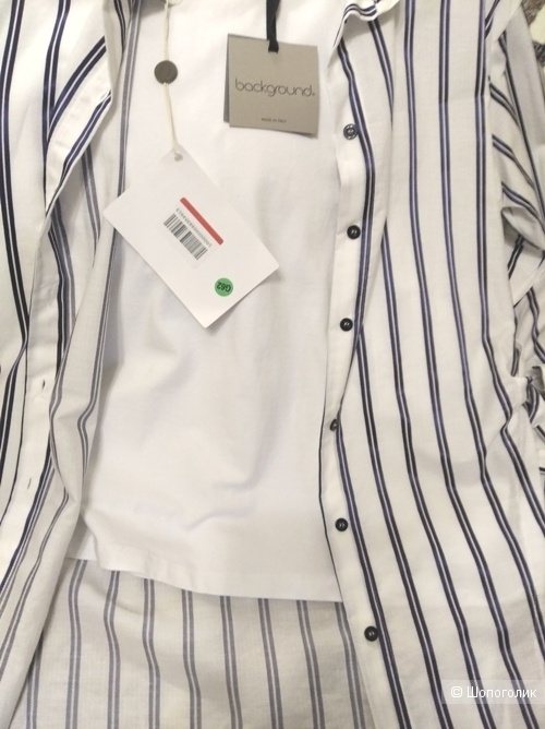 Рубашка BACKGROUND на 46 размер