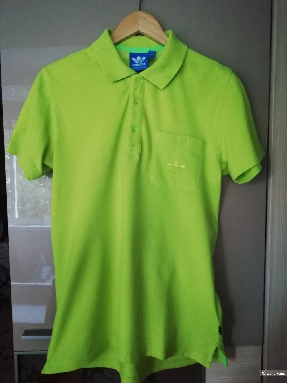 Рубашка-поло Adidas, р-р S