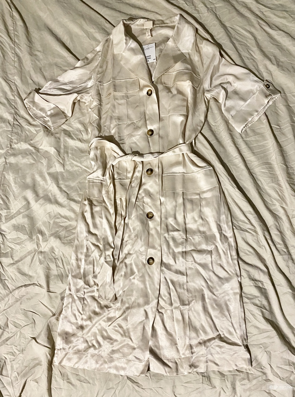 Платье карго HM, размер 34