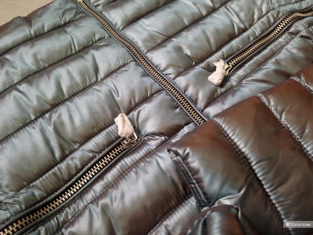 Стеганая куртка mango, размер M/L