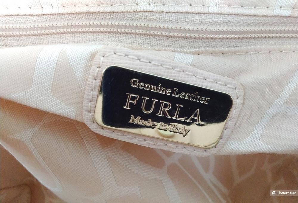 Сумка-шоппер женская, - Furla Julia, medium.