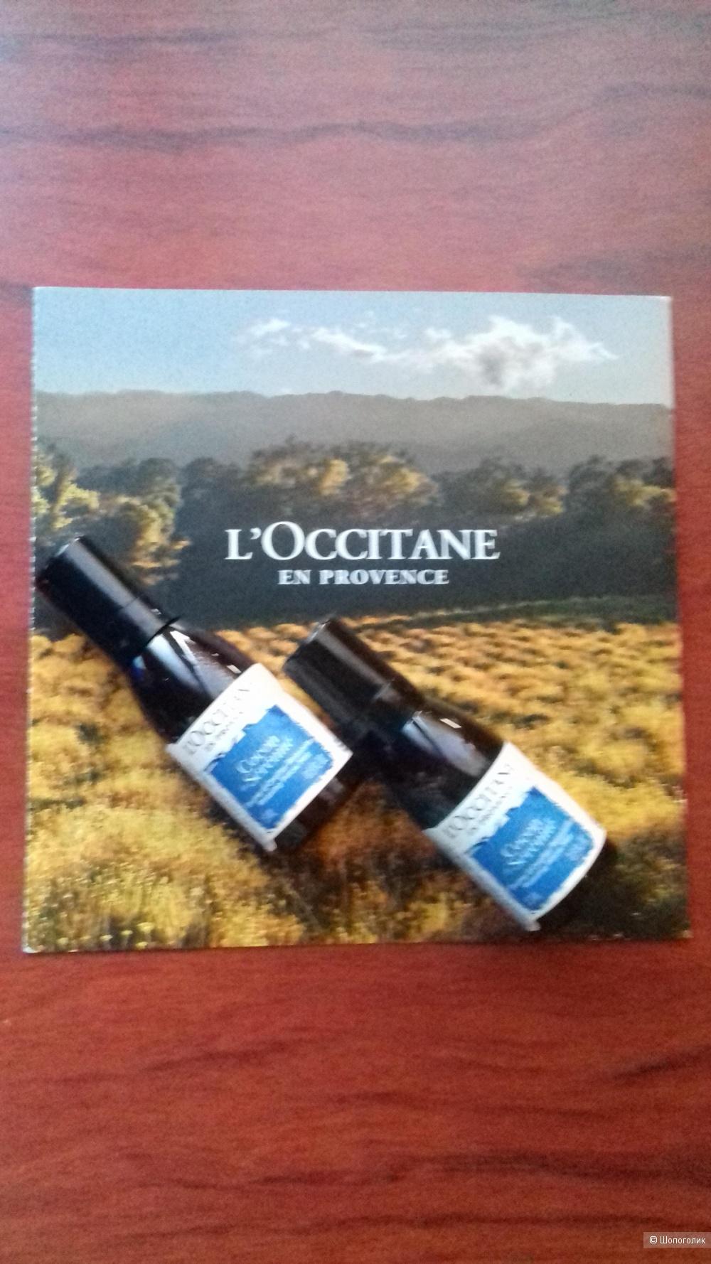 """Расслабляющий спрей для подушки """"Моменты безмятежности"""", L'OCCITANE, 15 ml"""