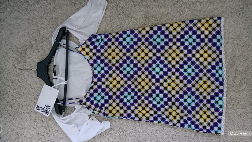 Платье Love Moschino it40 usa4 f36 (42-44)