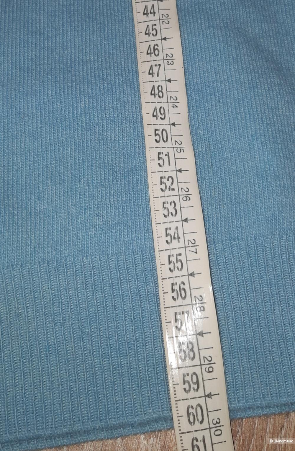 Шерстяной пуловер benetton, размер s