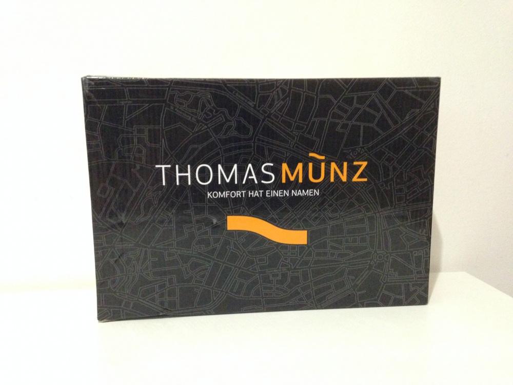 "Сандалии "" Thomas Munz "", 39 размер"