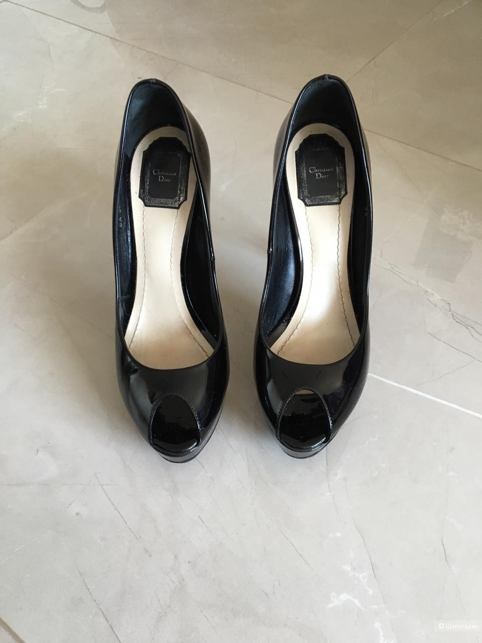 Туфли Christian Dior 39,5-40.