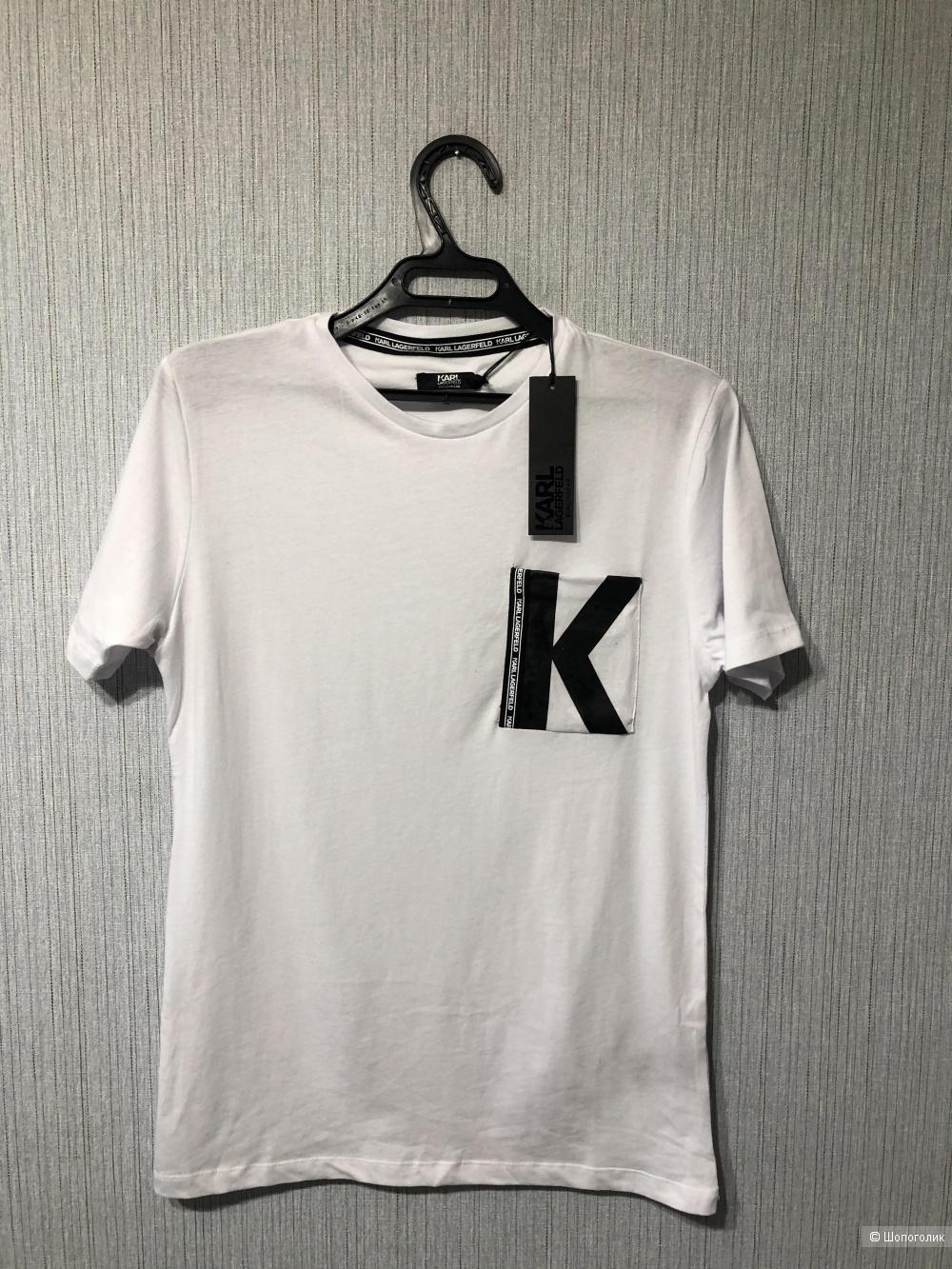 Футболка Karl Lagerfeld размер M