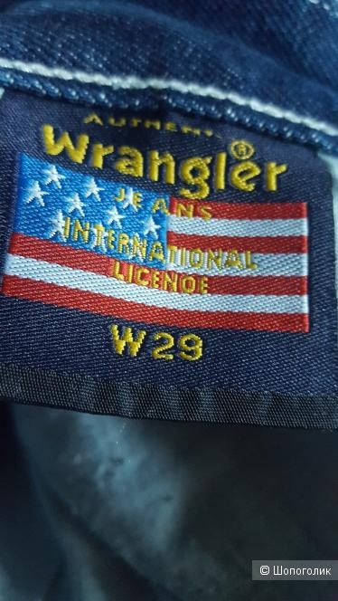 Джинсы Wrangler, размер W 29.