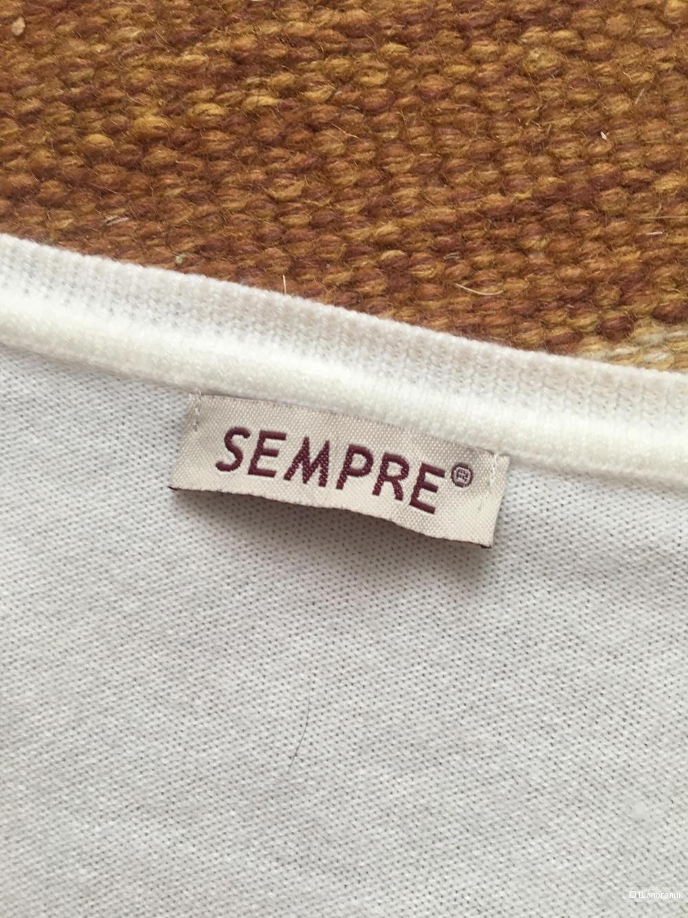 Сет из двух жилеток SEMPRE, размер 46 рос.