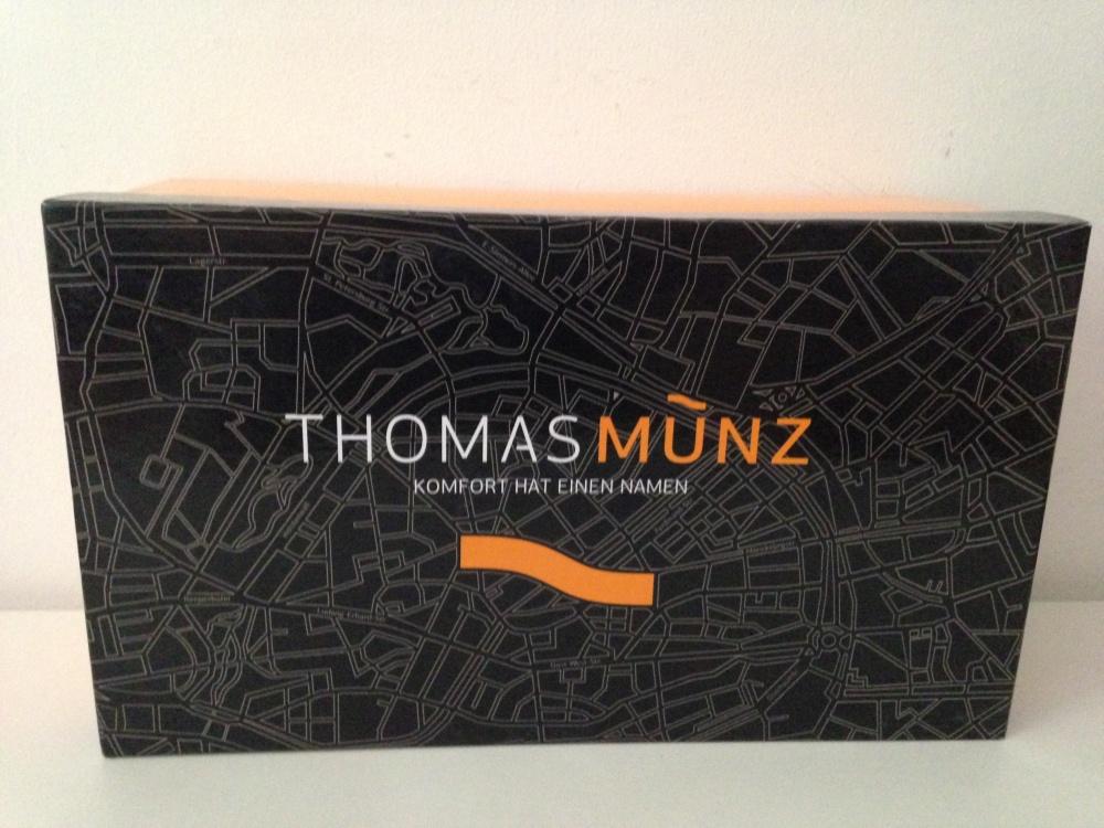 "Туфли "" Thomas Munz "", 39 размер"