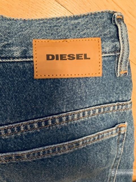 Джинсы Diesel Widee W 27 L 30