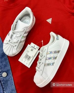 Кроссовки Adidas superstar 27 размер