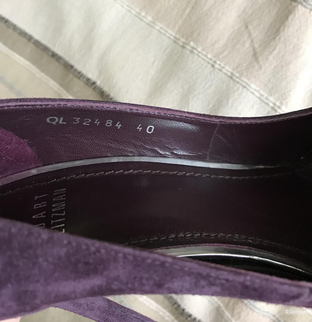 Туфли лодочки Stuart Weitzman, размер 40
