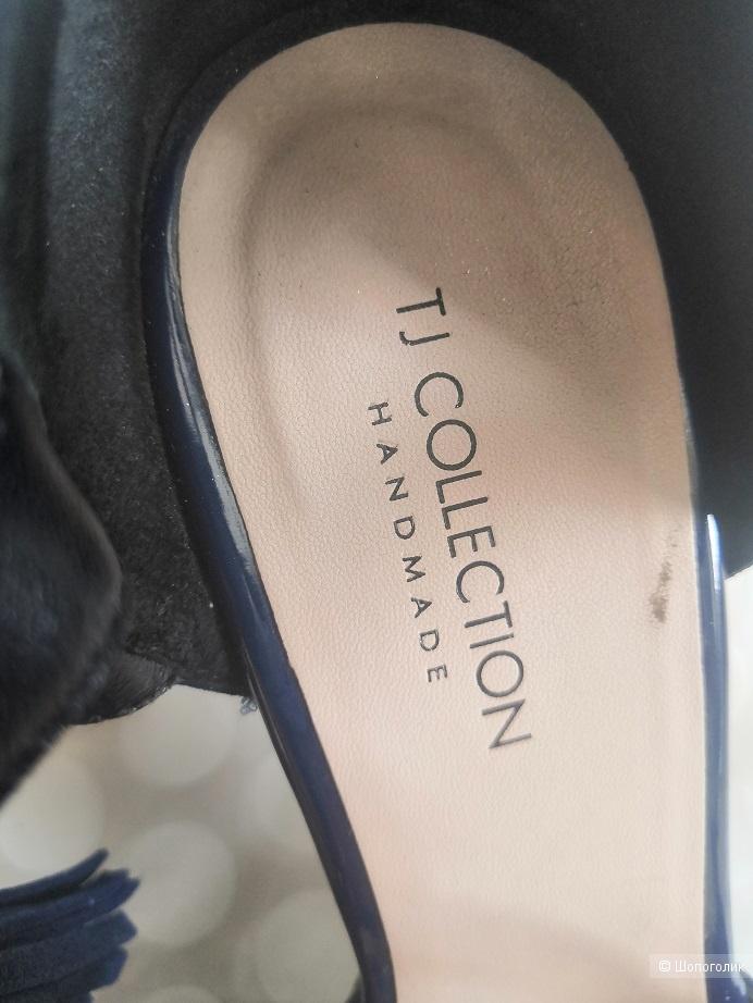 Туфли летние открытые, TJ COLLECTION, р-р 37,5