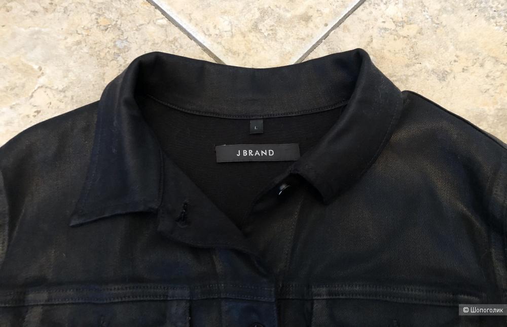 Джинсовая куртка «с покрытием» J Brand, размер L.