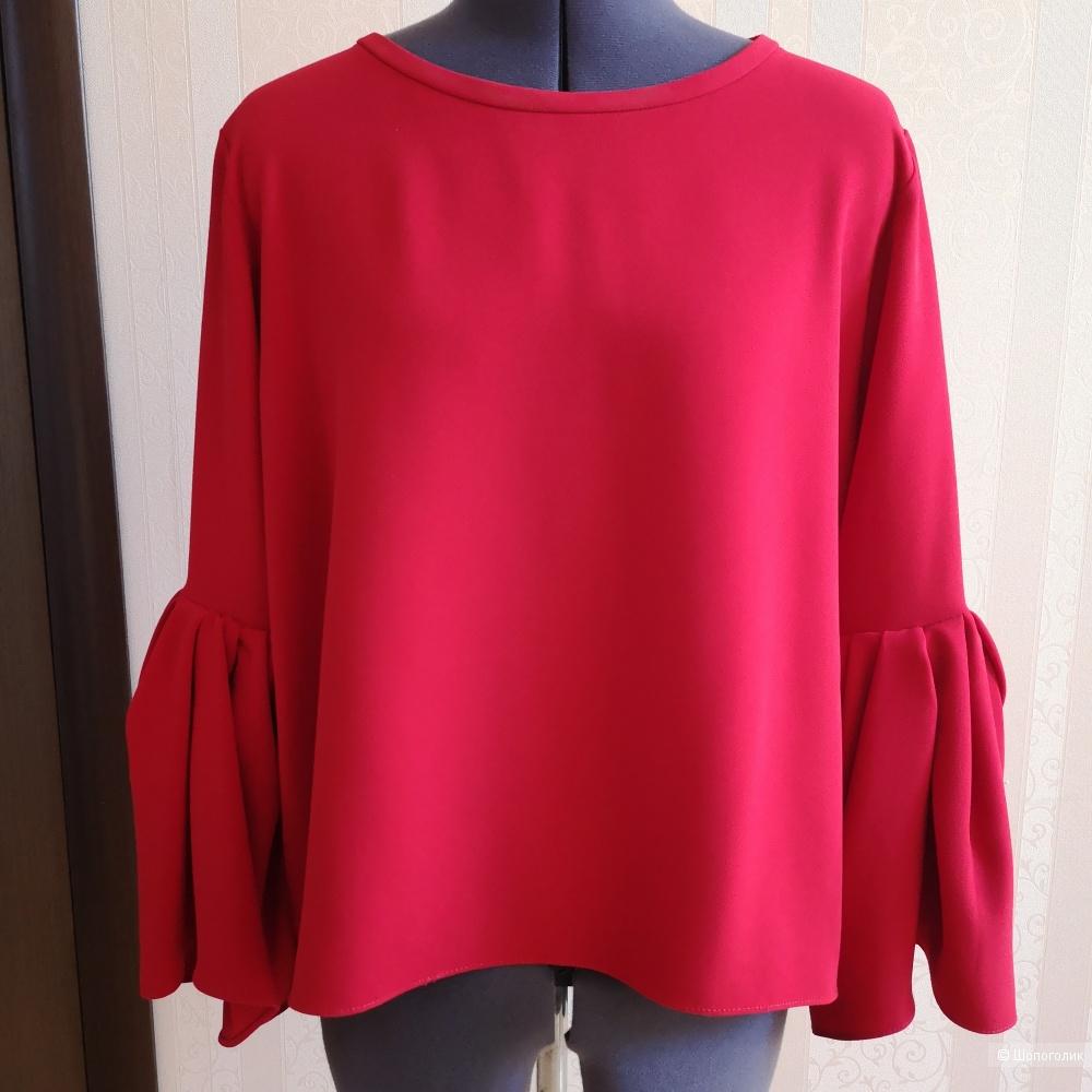 Блуза Zara, р. 48-50 (XL)
