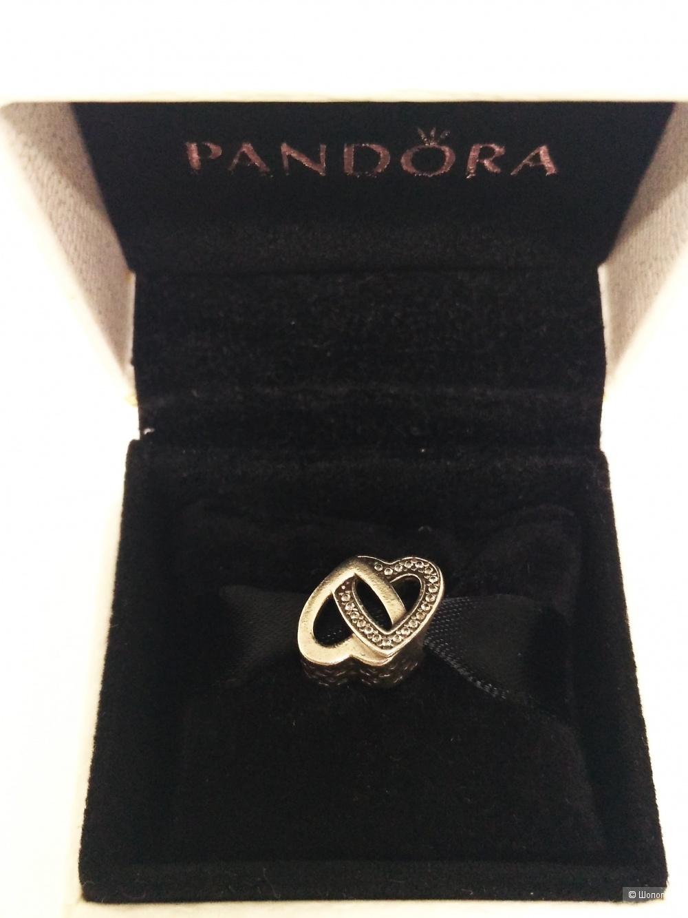 Шарм Pandora Entwined love