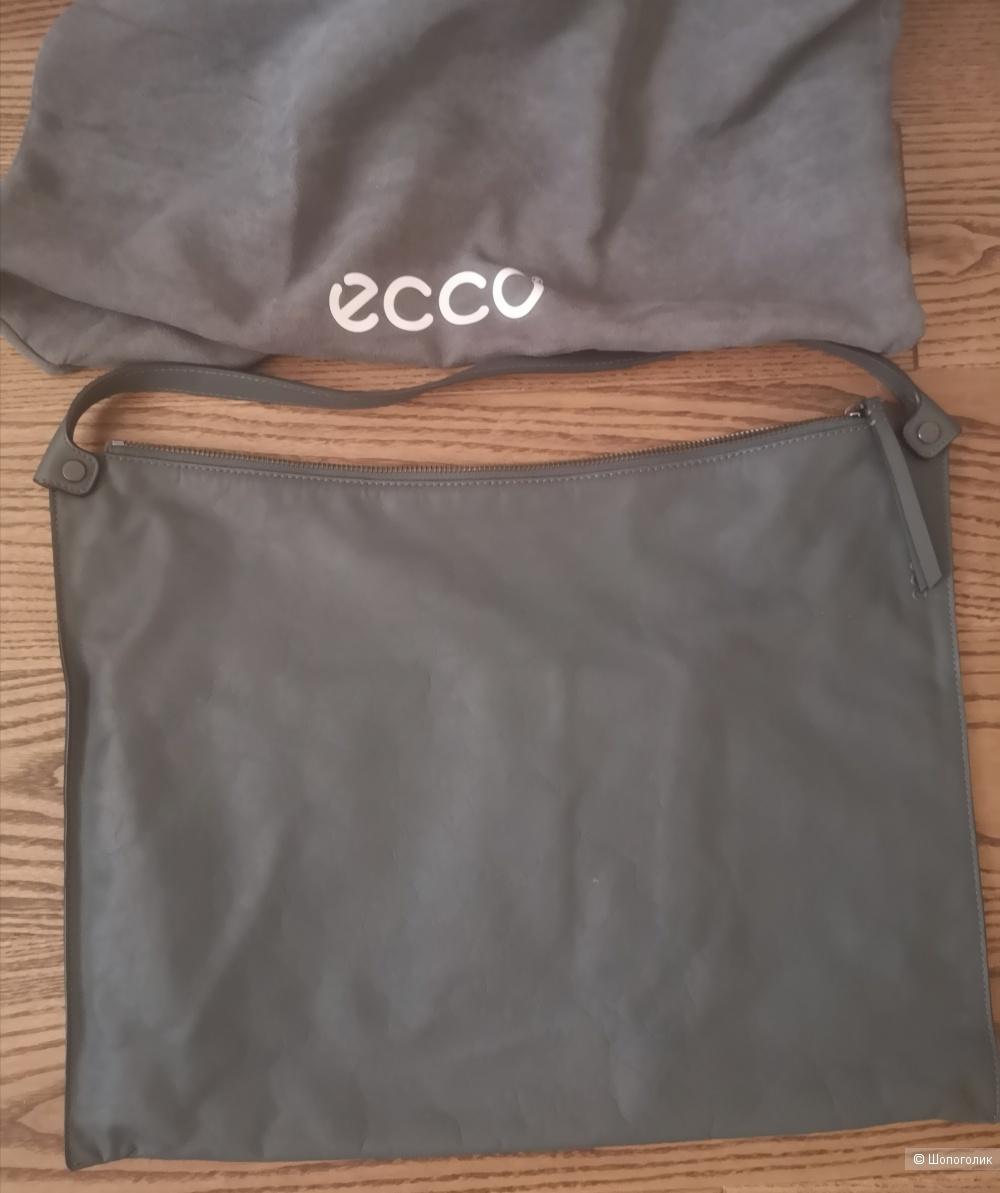 Кожаная сумка Ecco