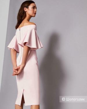 Платье Ted baker pink calinda, 50 размер
