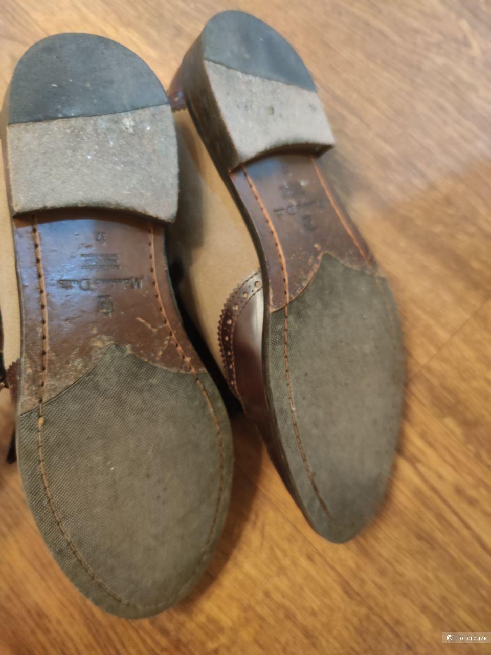 Туфли Массимо Дутти 37 размер