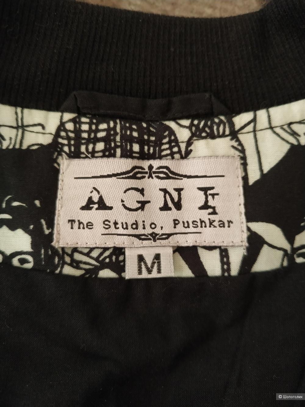 Куртка бомбер AGNI, размер М