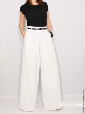 Льняные брюки Fransa размер 46-48