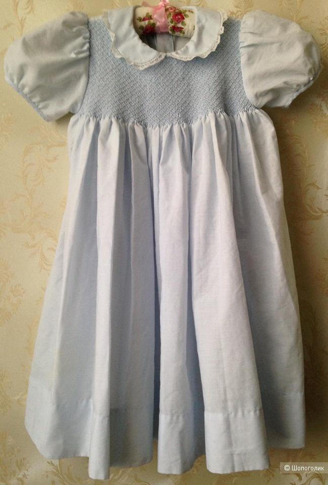 Платье для девочки Petit Ami  от 3 лет (марк.3T)