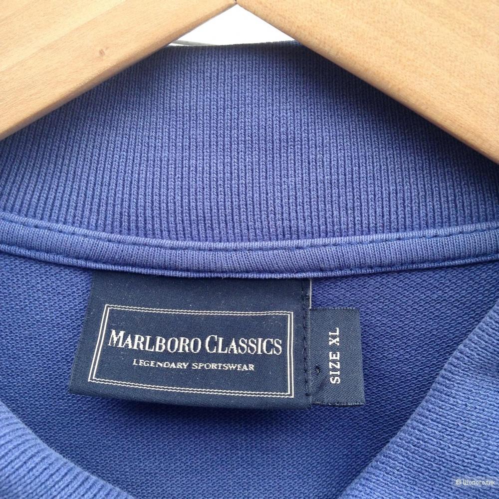 Поло Marlboro Classics, размер XL