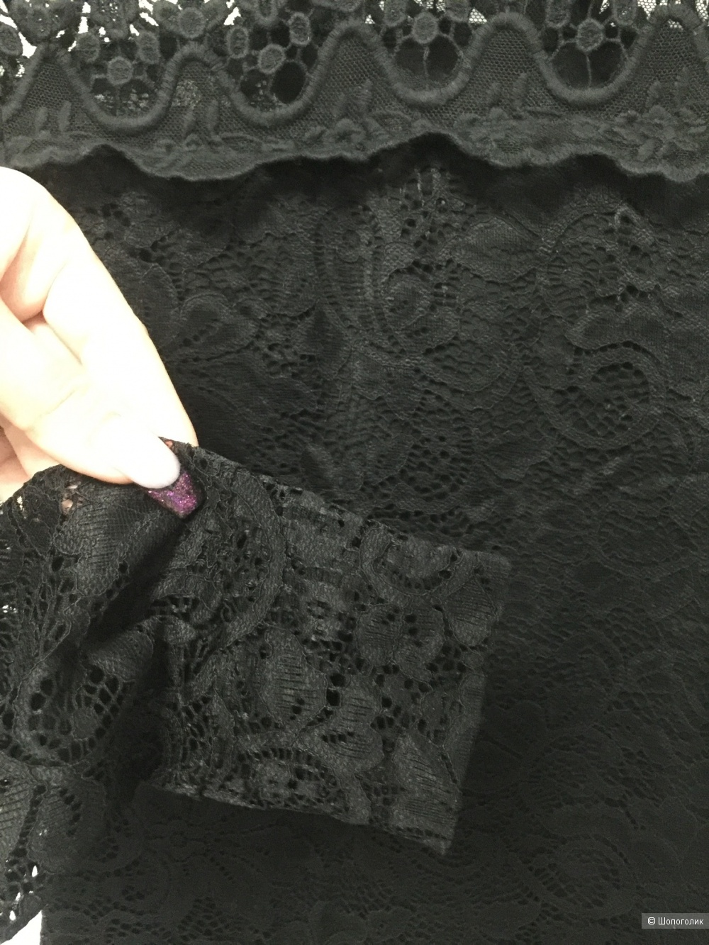 Блузка кружево Fashion, p.42-44