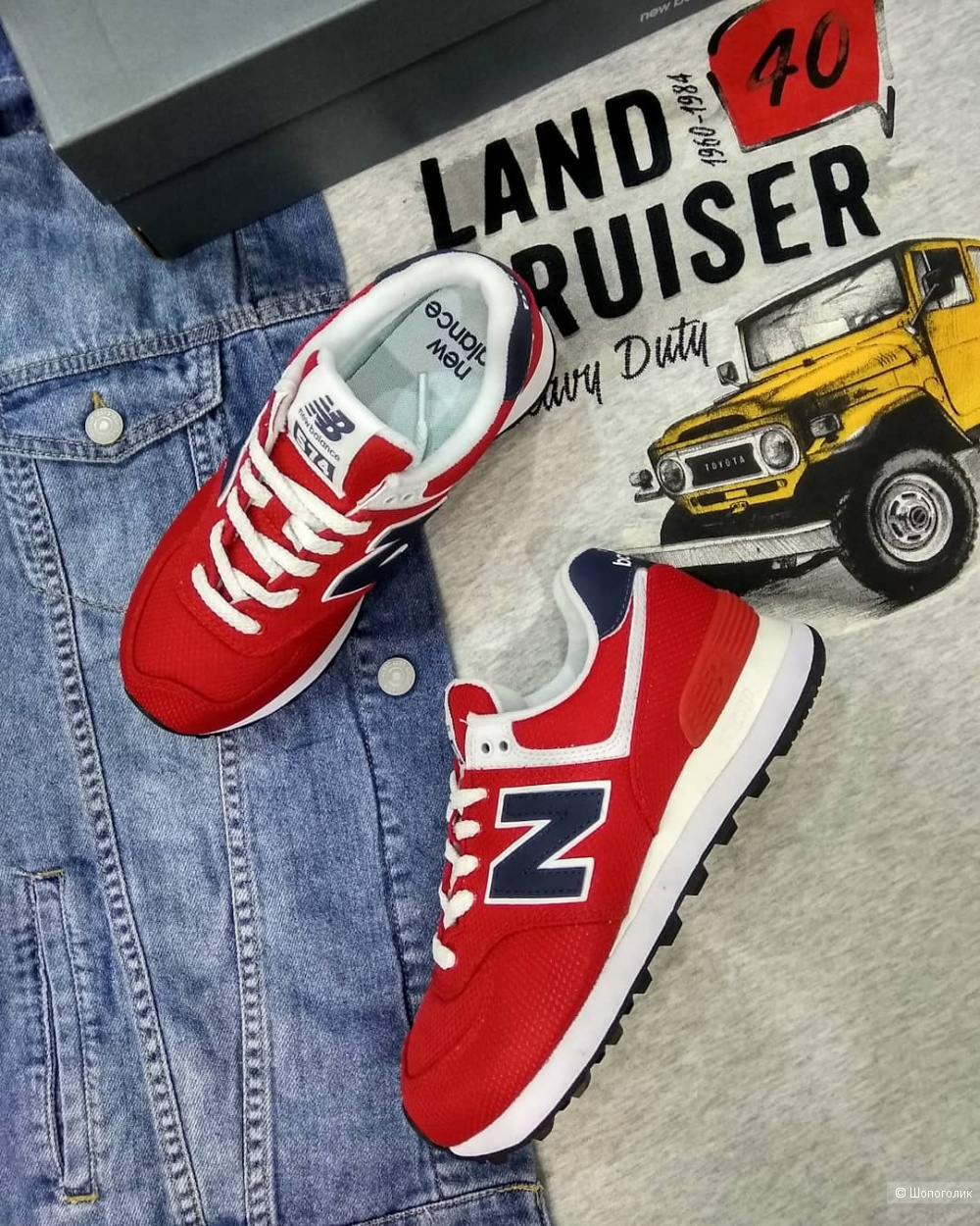 Кроссовки New Balance 35- 36 размер