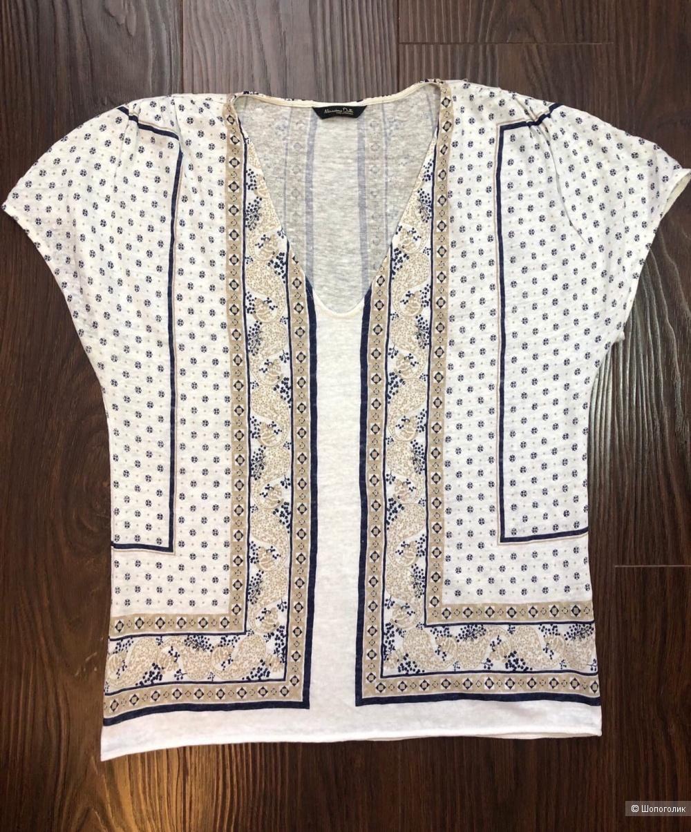 Блуза Massimo Dutti S/M