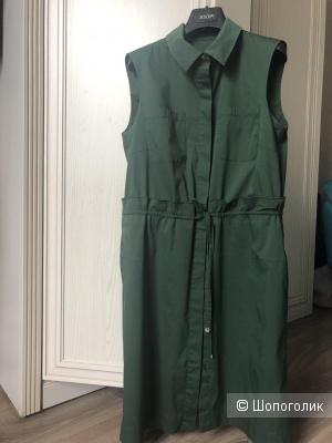 Платье- рубашка Blacky dress Berlin,44-46 размер.