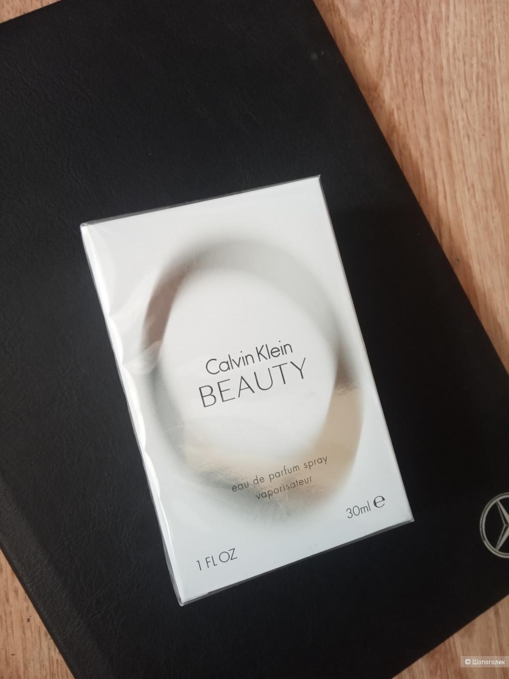 Парфюмерная вода Calvin Klein BEAUTY, 30 мл