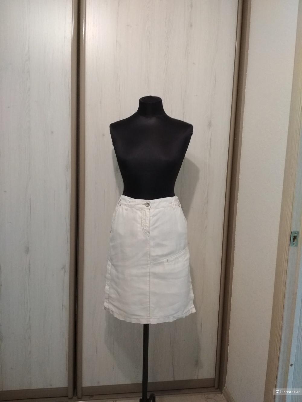 Льняная юбка Esprit, Германия, р. М.