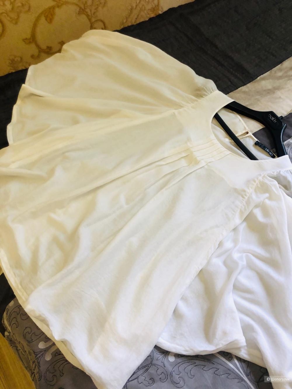 Блузка LIU JO . Размер 46-48.