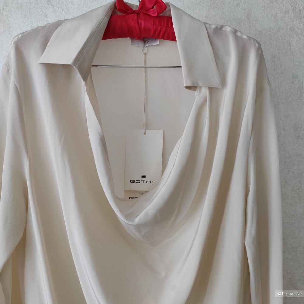 Блузка GOTHA шелк,  L
