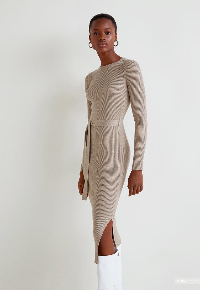 Платье-лапша mango, размер m