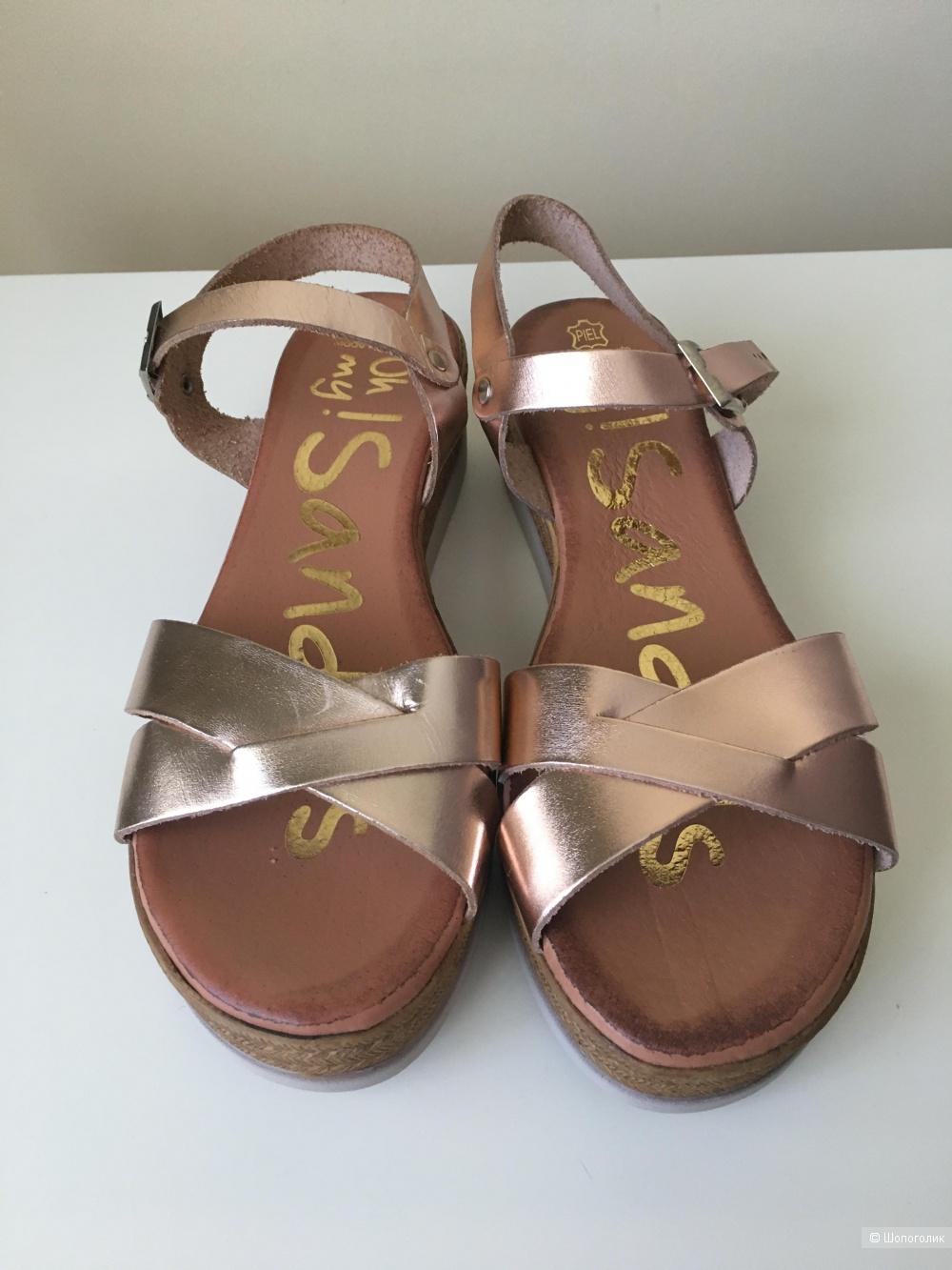 Сандали Oh my Sandals, 38EU