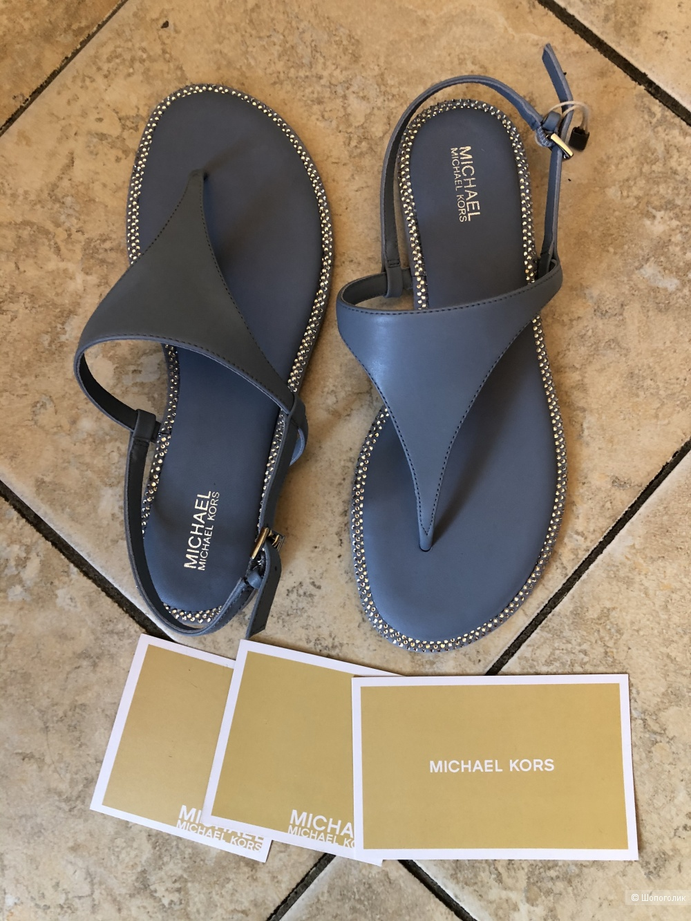 Сандалии Michael Michael Kors, размер US 6M.